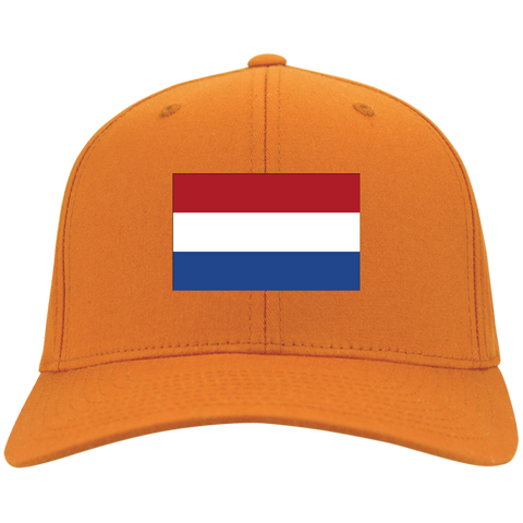 HOLLAND'S PRIDE! SIGNIE BASEBALL CAP - Embroidered Design Cotton Twill