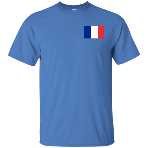 FRANCE'S PRIDE! - Ultra Cotton T-Shirt