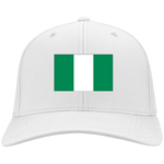 NIGERIA'S PRIDE! SIGNIE BASEBALL CAP - Embroidered Design Cotton Twill