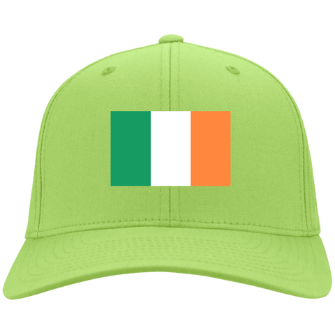 IRELAND'S PRIDE! SIGNIE BASEBALL CAP - Embroidered design - Cotton Twill