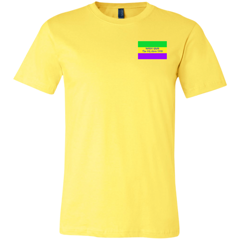 EXCLUSIVE MARDI GRAS! ALABAMA'S PRIDE! Unisex T-Shirt