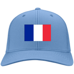 FRANCE'S PRIDE! SIGNIE BASEBALL CAP - Embroidered Design Cotton Twill