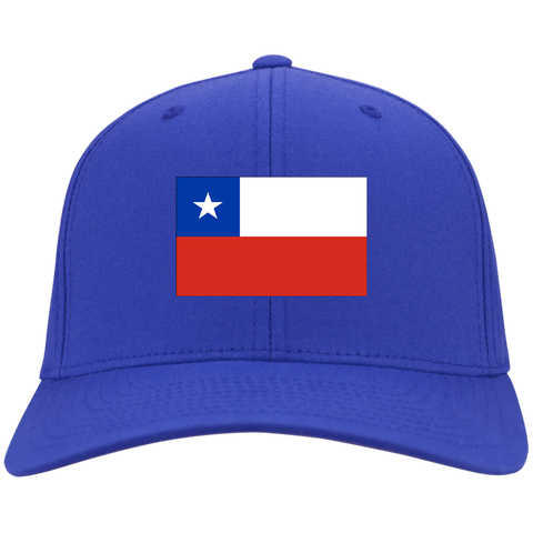 CHILE'S PRIDE! SIGNIE BASEBALL CAP - Embroidered Design Cotton Twill