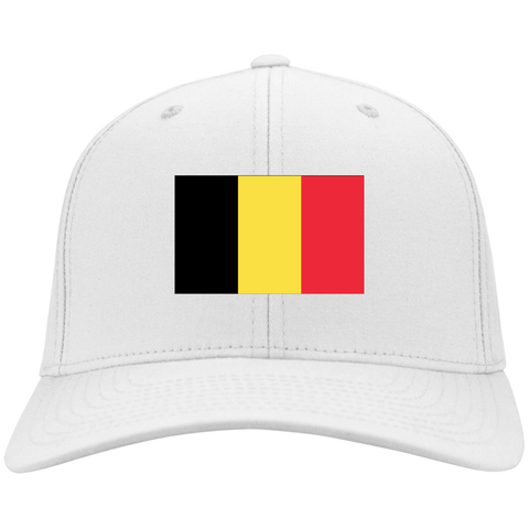BELGIUM'S PRIDE! SIGNIE BASEBALL CAP - Embroidered design Cotton Twill