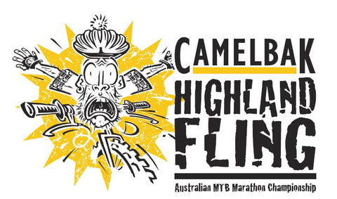 Highland Fling mountain bike marathon