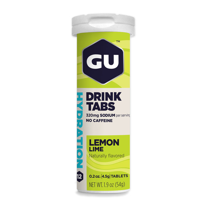 GU Energy HYDRATION DRINK TABS
