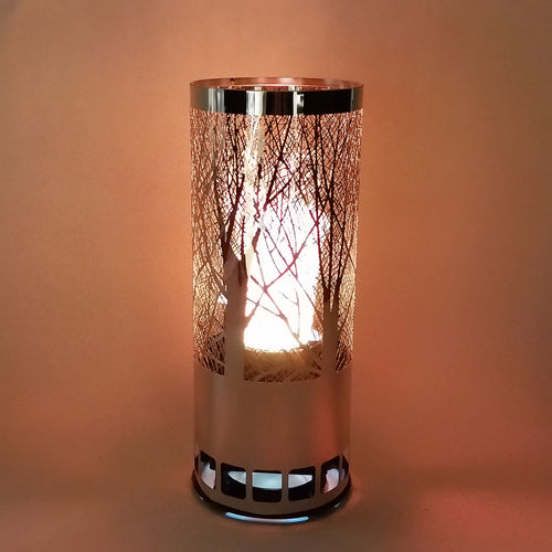 Forest Brazier Flamelight in Silver