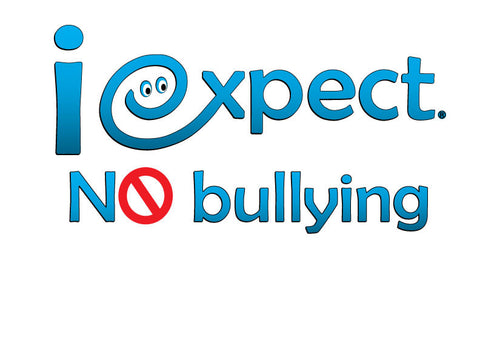 iexpect NO bullying Children Jersey Tee