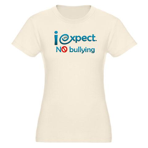 iexpect NO bullying Women's Crewneck