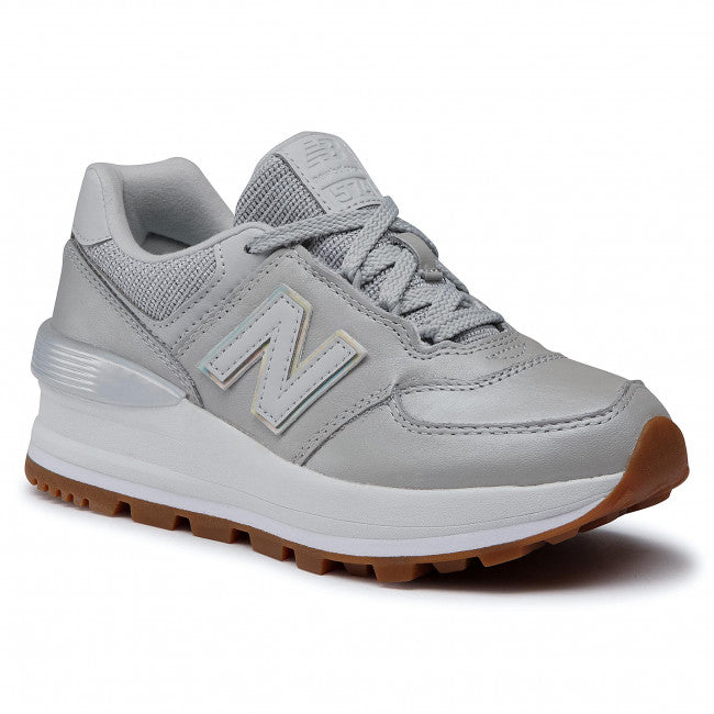 NEW BALANCE ZAPATILLAS LIFESTYLE RUNNING PLATA