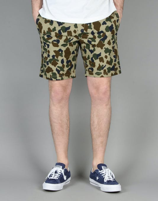 DICKIES PANTALÓN CORTO PHILLIPS VILLE DUCK CAMO