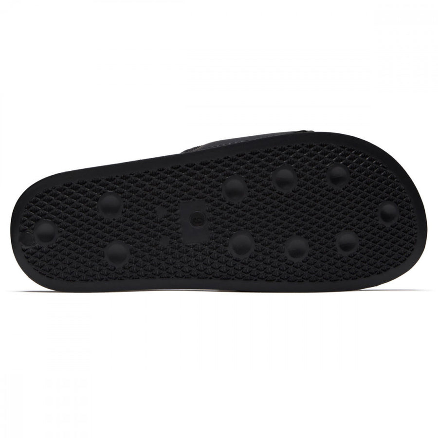 DGK SLIDE SANDALS LOUNGE BLACK