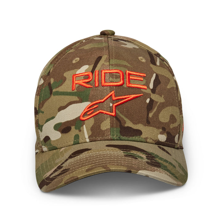 ALPINESTAR GORRA RIDE MULTICAM