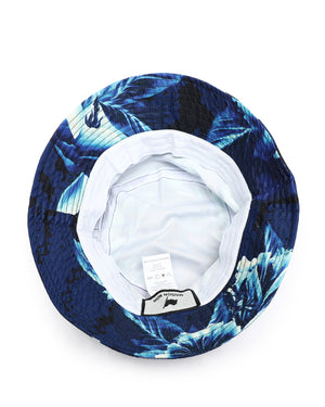 REASON CLOTHING DAVIDSON BUCKET HAT NAVY