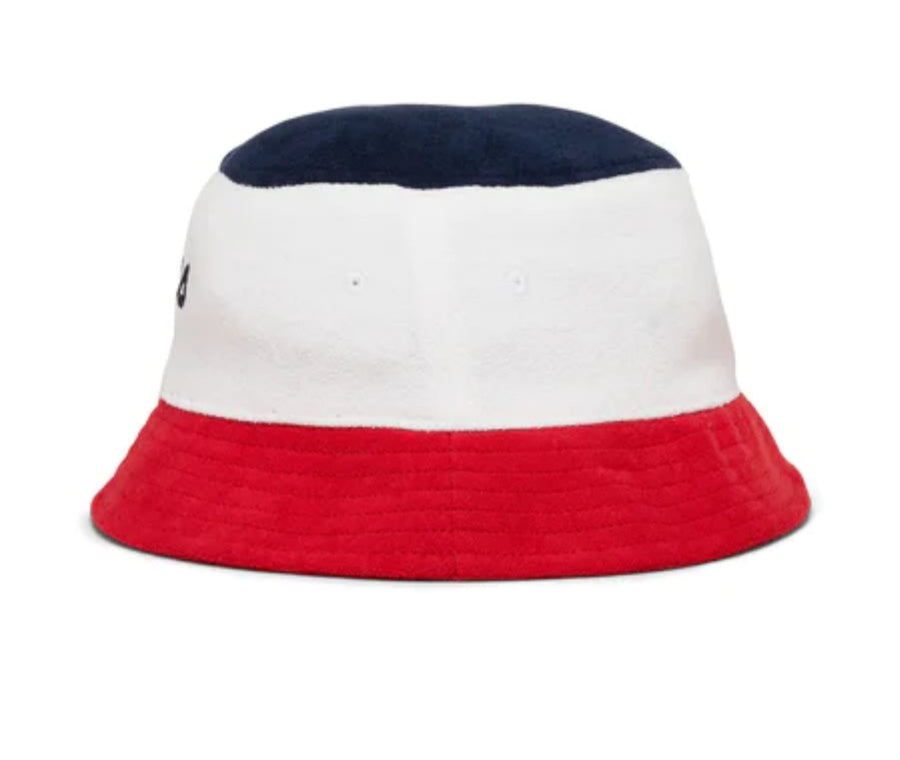 FILA-BLOCKED BUCKET HAY-BLANC  BLANC