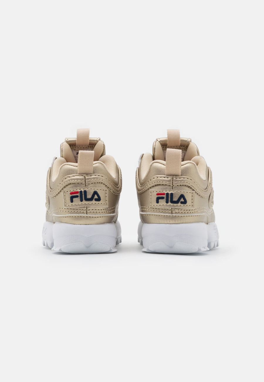 FILA DISRUPTOR KIDS GOLD