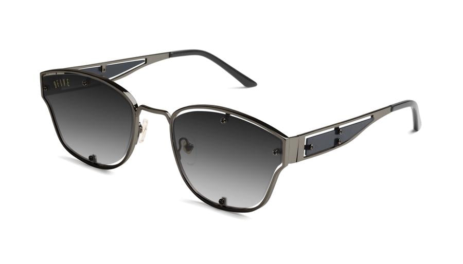 9FIVE GAFAS DE SOL ORION METAL NEGRO CON DEGRADADO