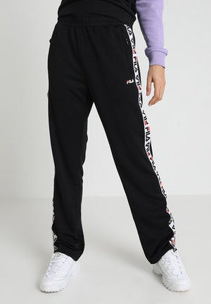 FILA WOMEN THONA TRACK PANT BLACK