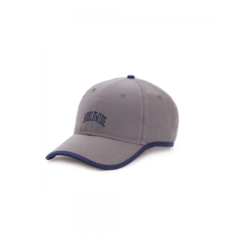 CAYLER & SONS GORRA WORLDWINE CLASSIC CURVED GRIS