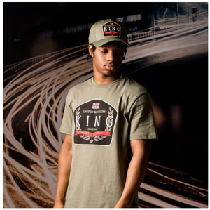 KING APPAREL THE IMPERIAL CAP FERN OLIVE