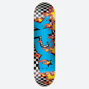 "DGK TABLA DE SKATE 8.25"" ON FIRE"