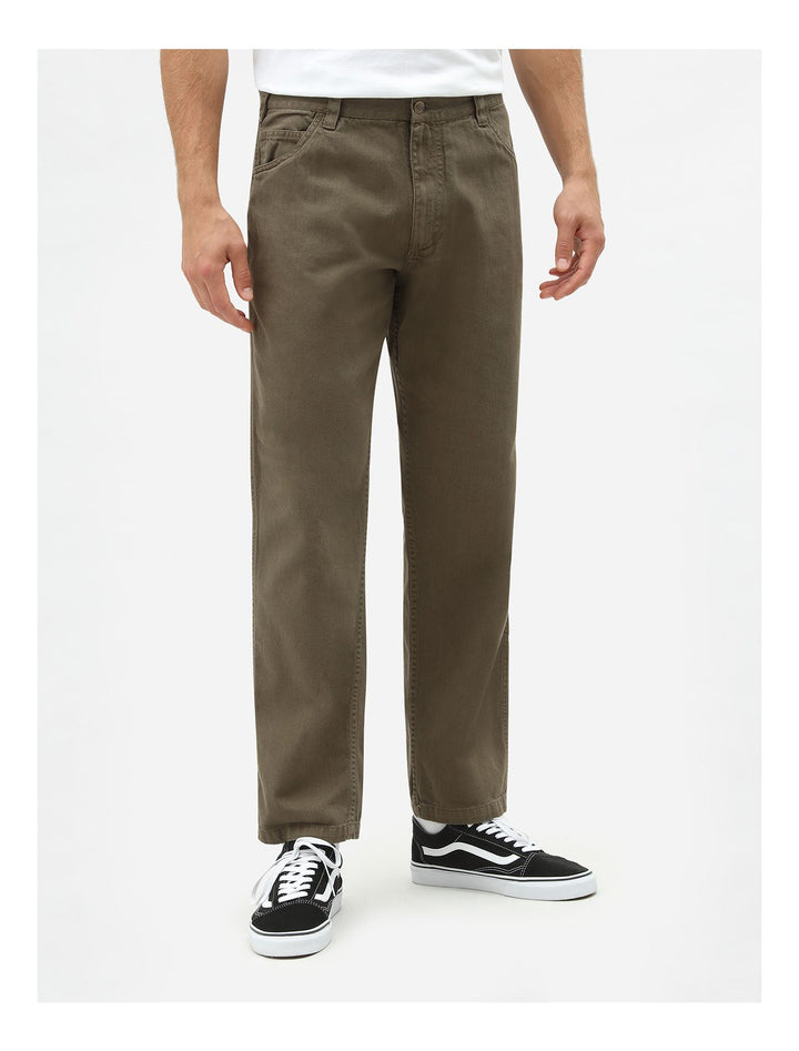 DICKIES FAIRDALE CAMPERTER PANT DARK OLIVE
