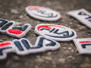 FILA DISRUPTOR II PATCHES WHITE