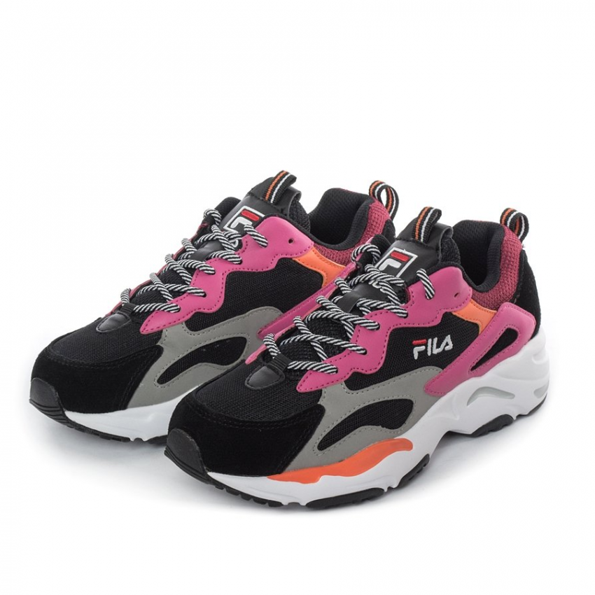 FILA RAY TRACER BLACK PINK