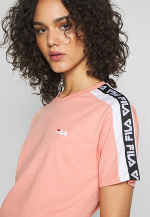 FILA WOMAN TANDY TEE LOBSTER BISQUE