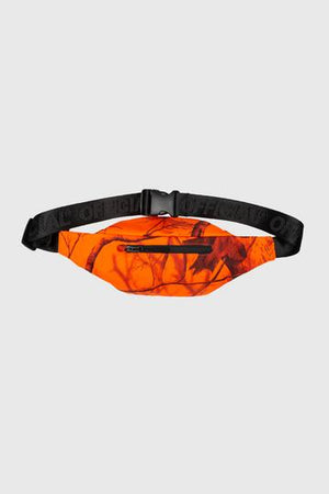 OFFICIAL RIÑONERA FANNY PACK REALTREE NARANJA
