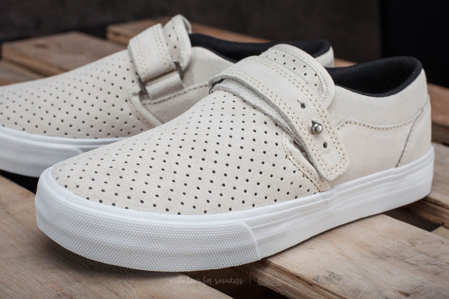 SUPRA    ZAPATILLA CUBANA OF  BLANCO
