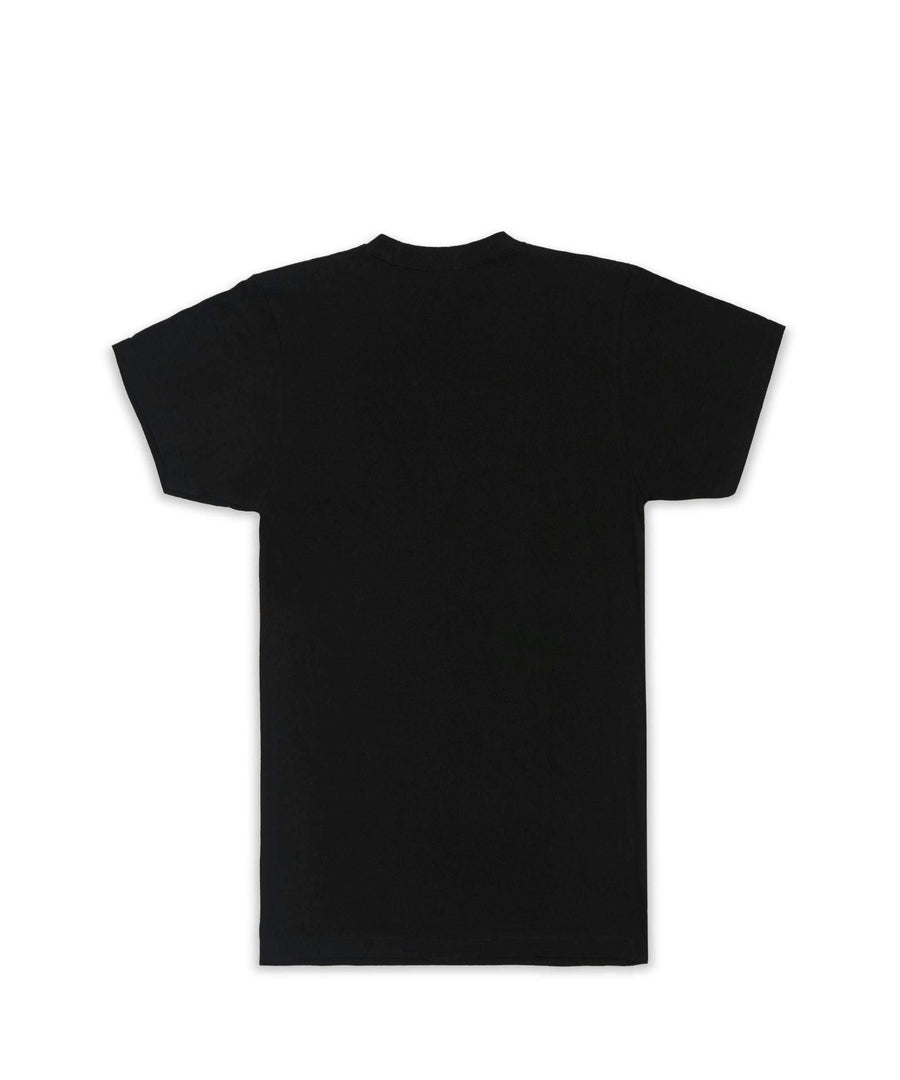 REASON CLOTHING SELF MADE TEE BLACK
