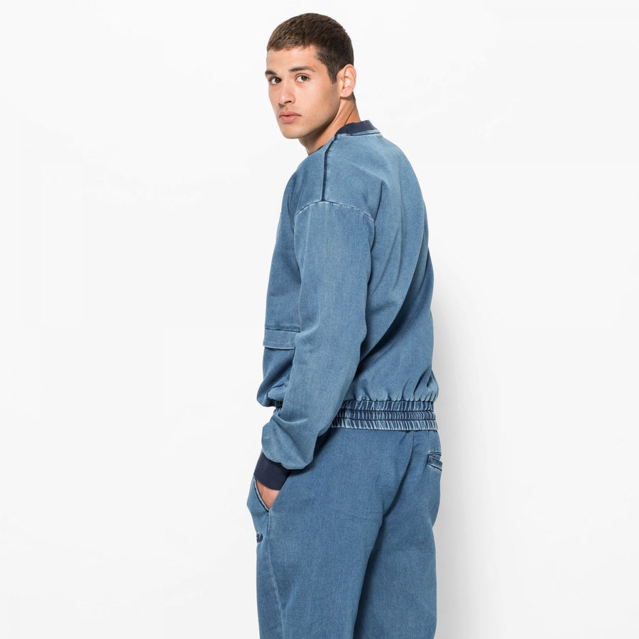 FILA MEN WOVEN DENIM