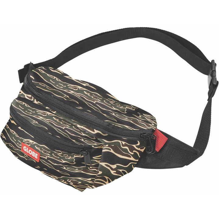 GLOBE BAR WAIST PACK TIGER CAMO