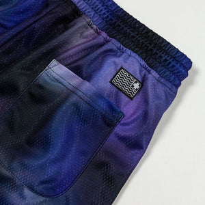 PINK DOLPHIN NORTHERM LIGTHS FLY LEGENDS SHORT BLACK