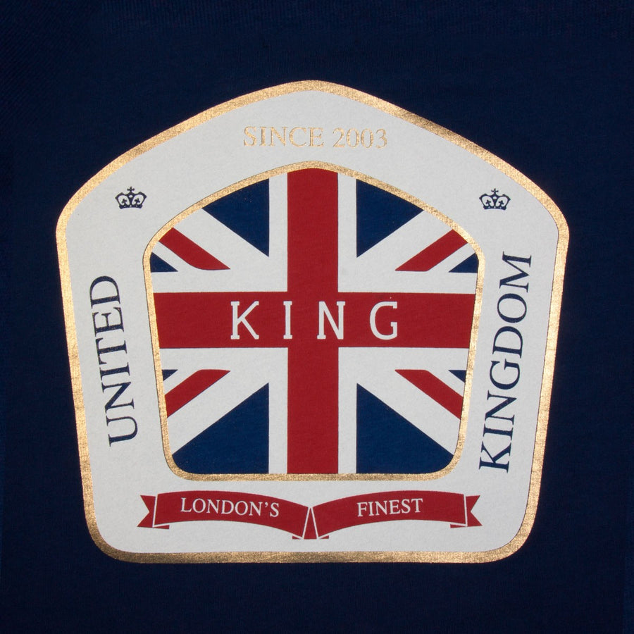 KING APPAREL THE REGAL TEE INK