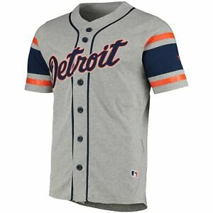 FANATICS MLB CAMISA DE JERSEY DE ALGODON ICONIC SUPPERTERS  - Detroit Tigers