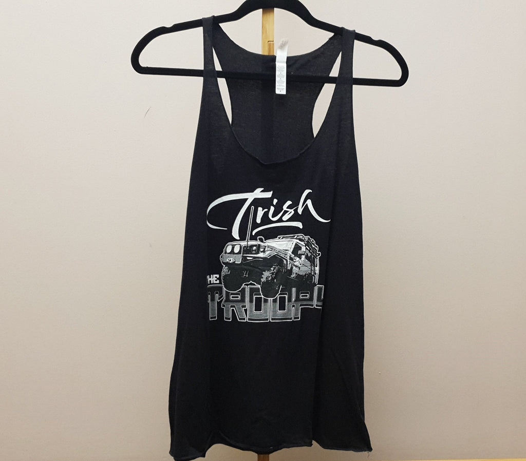 Trish the Troopy Women's singlet
