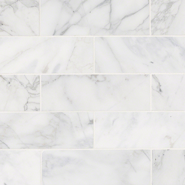 CALACATTA CRESSA SUBWAY TILE 4X12 - 15 PACK