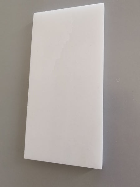 CLASSIC WHITE MARBLE SUBWAY HONED - 60 PACK