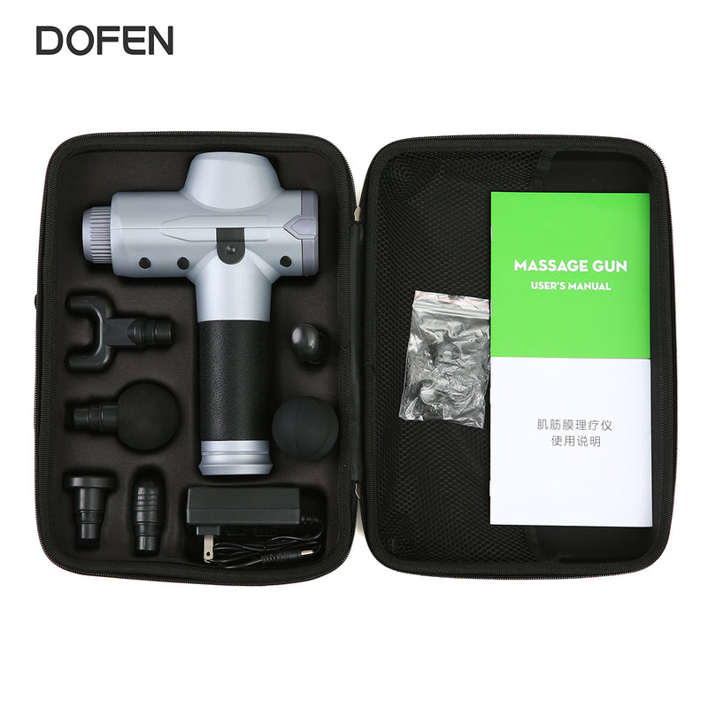 Dofen Handheld Deep Tissue Fascia Gun - Massager Device GX
