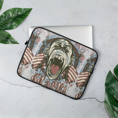 Gorilla- Laptop Sleeve