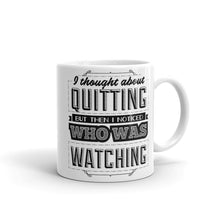 Quitting - Mug - 11oz