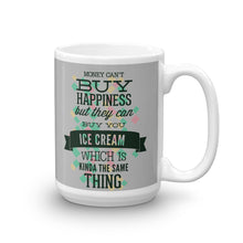 Money can`t buy - Mug - 15oz