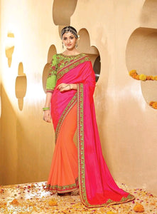 Sanskar Stylish royal silk sarees