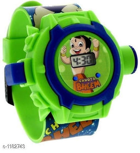 Fabkids Casual Look Digital Kids Watches Vol