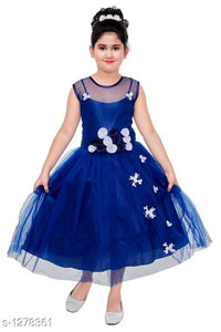 SUGAR RUSH Elegant Kids Girls Dresses