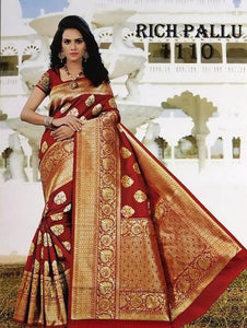 Rich Pallu Attractive Designer Saree
