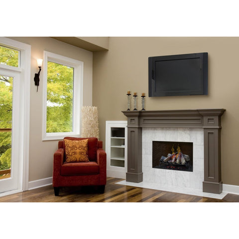 "28"" Water Vapor Fireplace Insert"