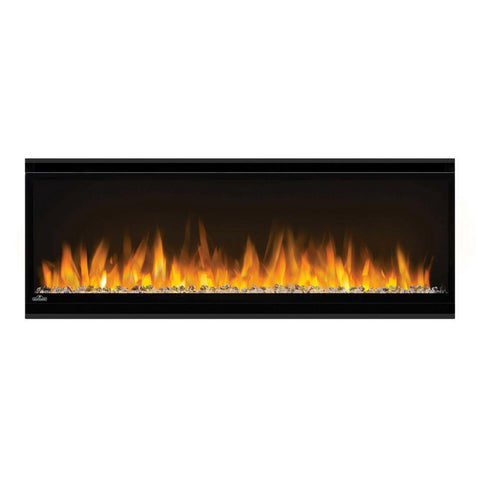 Slimline Built-In/Wall Mounted Electric Fireplace